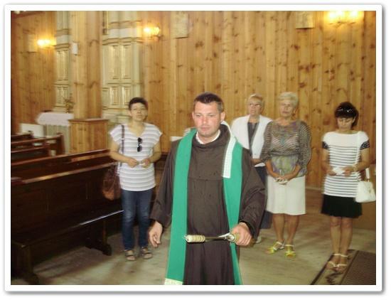 4 вересня 2016 року, до спільноти в Ковелі, прибув новий вікарій.