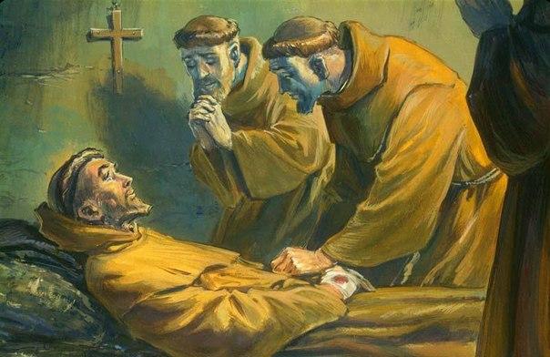 Транзітус святого Франциска