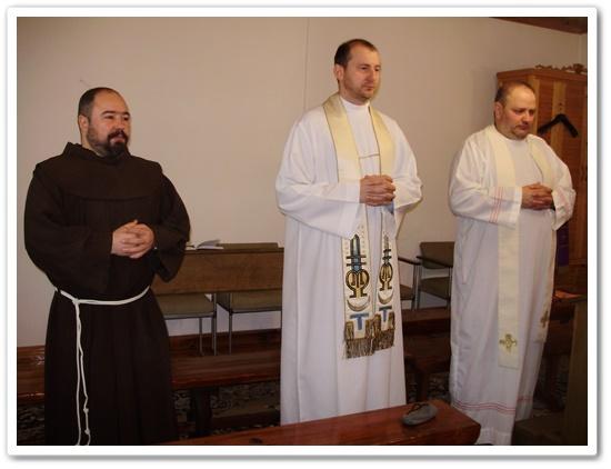 Зустріч братів західнього регіону в Ковелі.