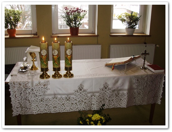 Недільна Свята Меса в Камені - Каширському.