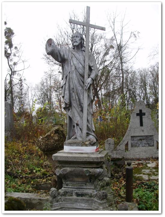 Молебень за померлих.