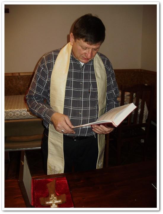 Візітація одинарія Луцької єпархії владики Віталія Скомаровського.