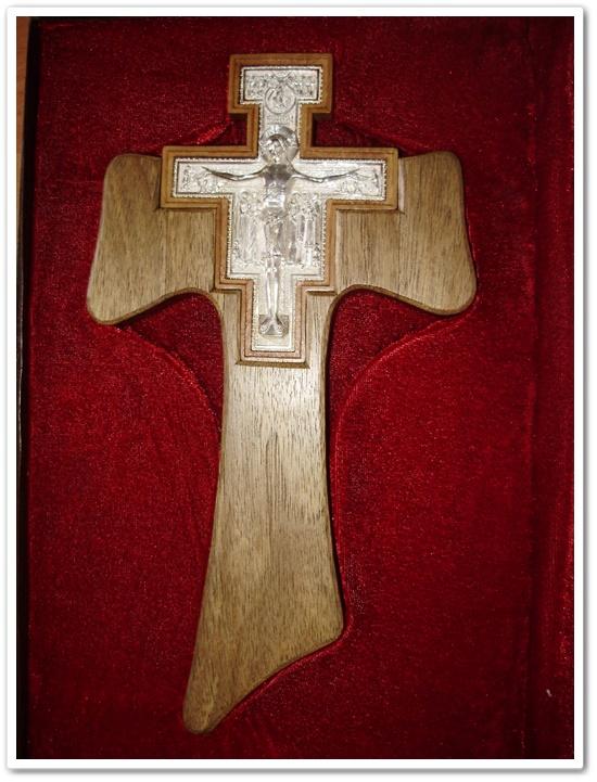 Францисканський хрест