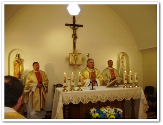 Зустріч священників та сестер Луцької дієцезії в Рокитно.