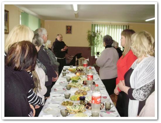 Зустріч францисканської спільноти у Судовій Вишні