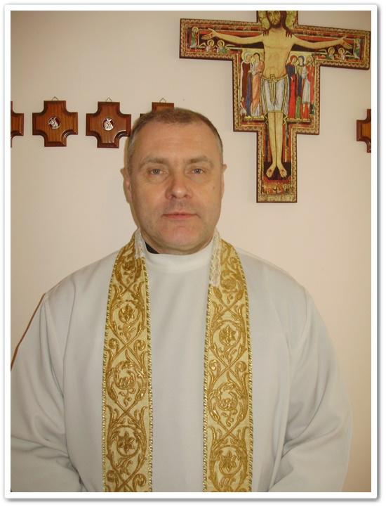 Отець Франциск Ботвіна, ювіляр.