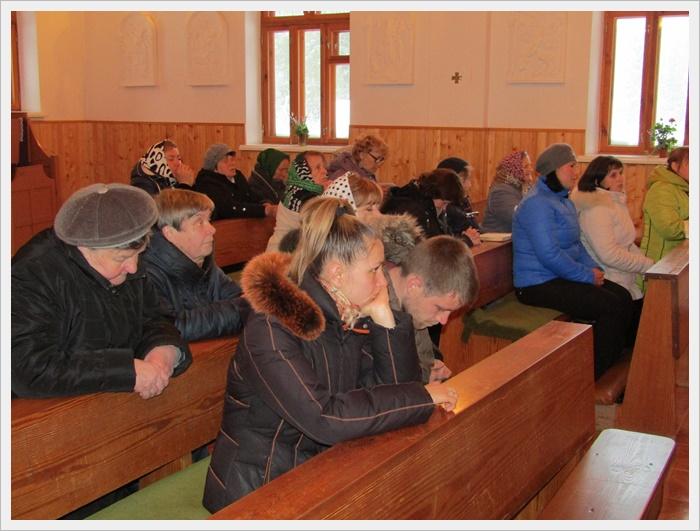 Францисканська школа для ФОСу в Яблуниці