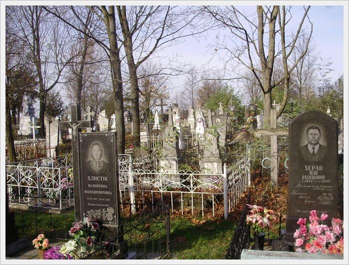 Процесія за померлих в Камені - Каширському.