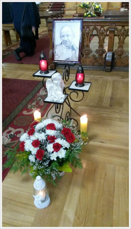 Похорон батька о. Андрія Нємченка