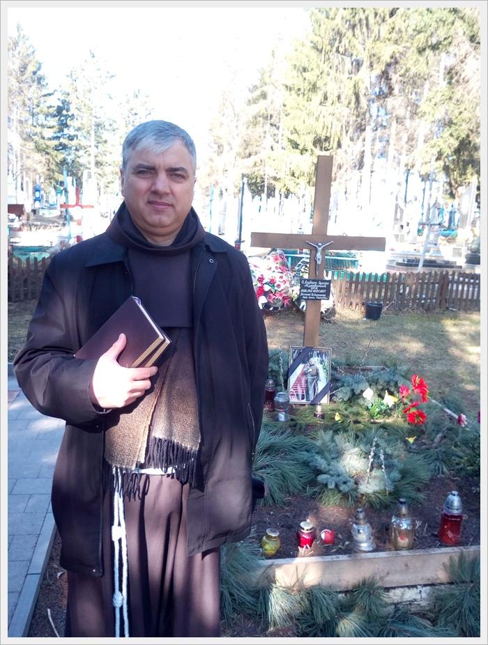 отець Рафал Маківський